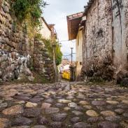Cobblestone San Blas