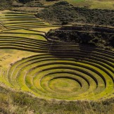 Crop circles of Moray