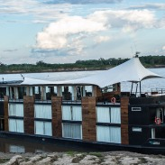 Luxury on the Amazon