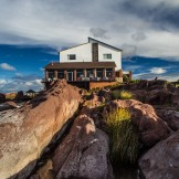 Luxury on Titicaca