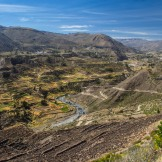 Deeper than the Grand Canyon - Colca